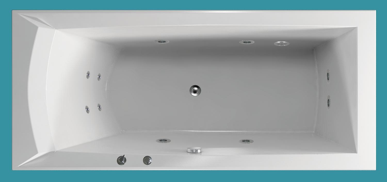 Whirlpool badewanne kathrin 160 170 massagesysteme vom for Whirlpool hersteller