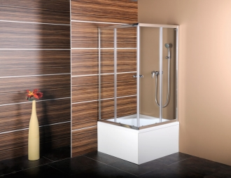 duschaufsatz cara f r tiefe duschwanne cara 90 x 90 cm. Black Bedroom Furniture Sets. Home Design Ideas