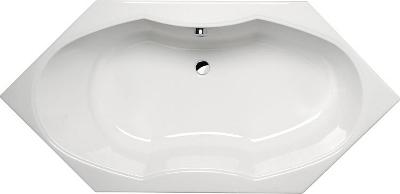 sechseck badewanne toni 136 x 136 190 x 90 x 44 cm acryl 90 x 190 optisch sch n und bequem. Black Bedroom Furniture Sets. Home Design Ideas
