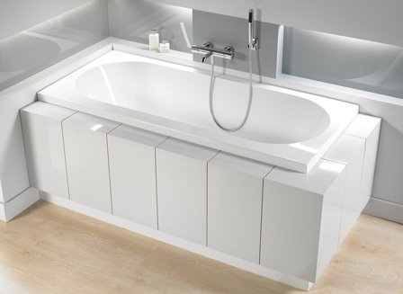 Extra Tiefe Badewanne Badeinrichtung : Badewanne Barcelona 190 x 80 x 53 cm, Acryl 80 x 190 extra tiefe ...