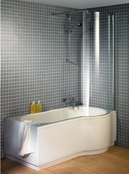 raumspar badewanne mit dusche energiemakeovernop. Black Bedroom Furniture Sets. Home Design Ideas