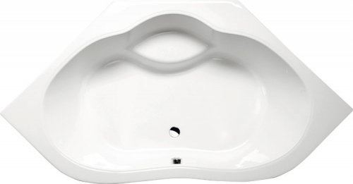 eckbadewanne marianna 150 x 150 x 43 cm acryl ohne ecke asymmetrische sechseckwanne. Black Bedroom Furniture Sets. Home Design Ideas