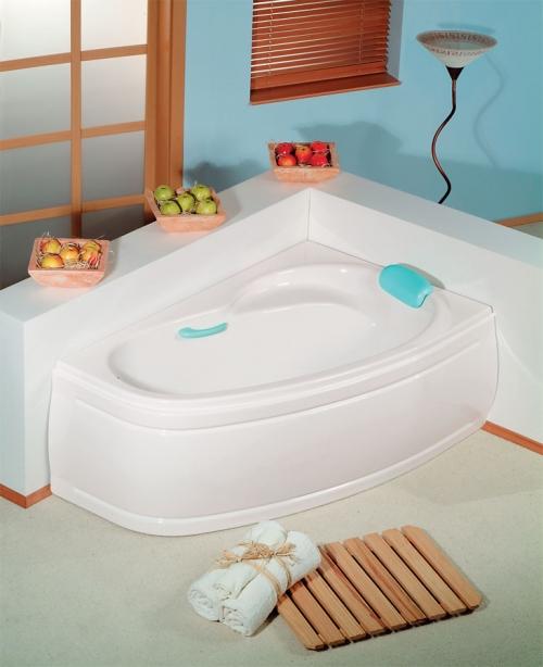 raumspar badewanne nadine 170 x 100 x 43 cm links rechts acryl 100 x 170 elegant designte form. Black Bedroom Furniture Sets. Home Design Ideas